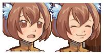 RPGツクール顔グラフィック素材 (Portrait)