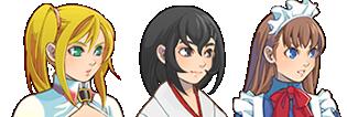 キャラクターメーカー(少女) (Chara Maker girl)