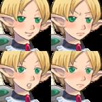 エルフの女剣士_顔グラフィック